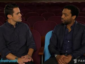 Chiwetel Discovered Shakespeare?