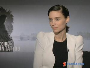 Exclusive: The Girl With the Dragon Tattoo  - The Fandango Interview