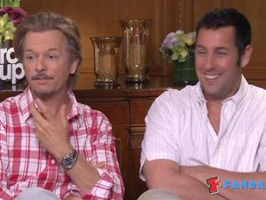 Exclusive: Grown Ups 2 - The Fandango Interview
