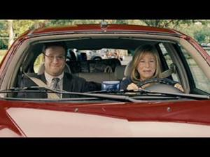 Exclusive: The Guilt Trip - DVD clip - Rental Car