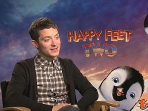 Exclusive: Happy Feet Two - Cast Interviews