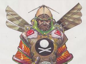 Exclusive: Jodorowsky's Dune - Moebius