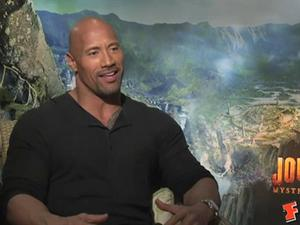 Exclusive: Journey 2: The Mysterious Island - The Fandango Interview