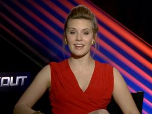 Exclusive: Lockout -  Maggie Grace's Fandango intro  - One Man