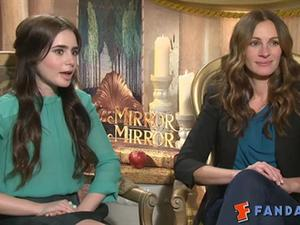 Exclusive: Mirror Mirror - The Fandango Interview