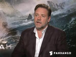 Exclusive: Noah - The Fandango Interview