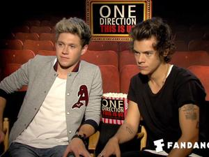 Exclusive: One Direction: This is Us - The Fandango Interview