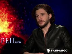 Exclusive: Pompeii - The Fandango Interview