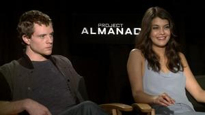 Exclusive: Project Almanac - Q&A