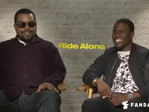 Exclusive: Ride Along - The Fandango Interview