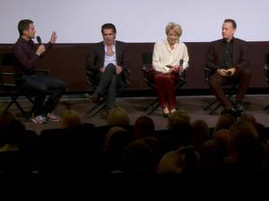 Exclusive: Saving Mr. Banks - Cast Q&A w/Dave Karger