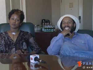 Exclusive: Marley - SXSW 2012 Karen & Ziggy Marley Interview