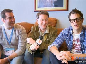 Exclusive: Nature Calls - SXSW 2012 Rob Riggle, Todd Rohal & Johnny Knoxville Interview