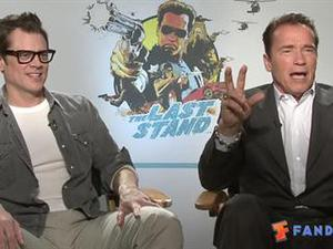 Exclusive: The Last Stand - The Fandango Interview