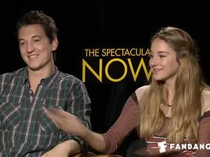 Exclusive: The Spectacular Now - The Fandango Interview