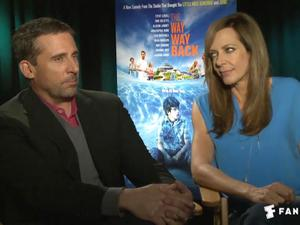 Exclusive: The Way Way Back - The Fandango Interview
