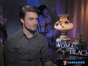 Exclusive: The Woman in Black - The Fandango Interview