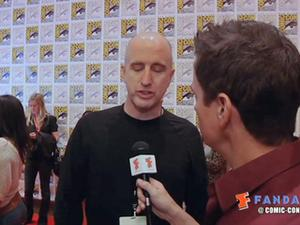 Exclusive: The Raven - Director James McTeigue Comic-Con 2011