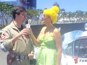 Exclusive: The Ultimate Ghostbuster Fans at Comic-Con 2011