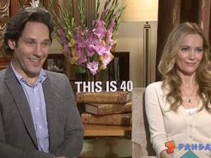 Exclusive: This Is 40 - The Fandango Interview