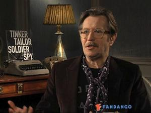 Exclusive: Tinker Tailor Soldier Spy - The Fandango Interview