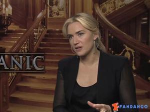 Exclusive: Titanic 3D - The Fandango Interview