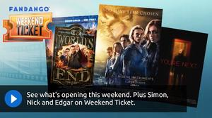 Weekend Ticket with Simon Pegg, Nick Frost and Edgar Wright
