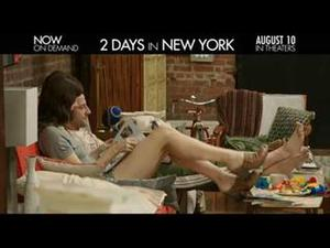Exclusive: 2 Days in New York - TV Spot