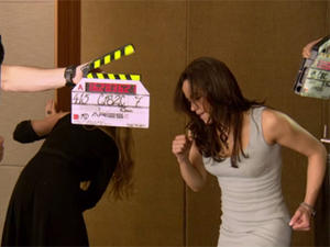 Exclusive: Mission: Impossible - Ghost Protocol - Girl Fight featurette