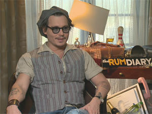 Exclusive: The Rum Diary - Cast Interviews