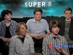 Exclusive: Super 8 - Cast Interviews