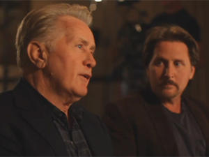 Exclusive: The Way - Martin Sheen & Emilio Estevez Featurette