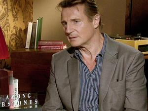 Exclusive: Liam Neeson Teaches How to Talk Tough