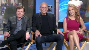 Back to the Future Reunion - Today Show Interview