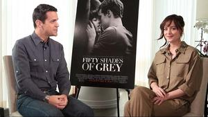 Exclusive: Fifty Shades of Grey - The Fandango Interview