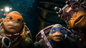 Exclusive: Teenage Mutant Ninja Turtles - Capturing the Turtles