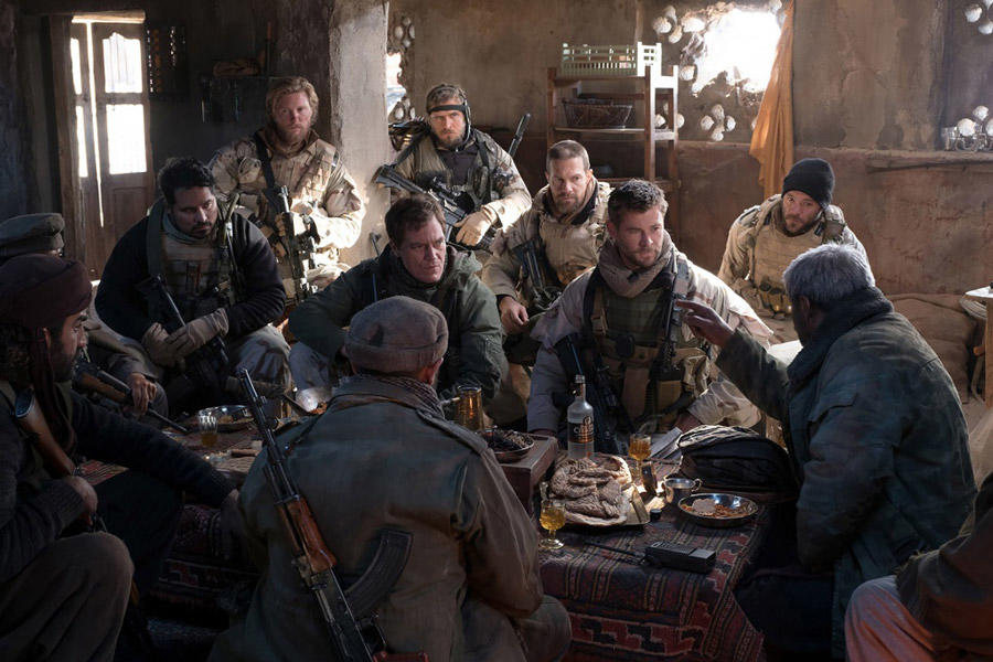 Watch: '12 Strong' Action-Packed Trailer