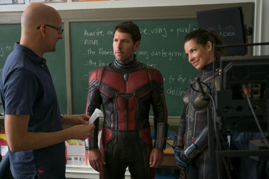 The Week in Movie News: Director Peyton Reed Returns for 'Ant-Man 3,' 'Spider-Verse' Sequel Set for 2022 and More
