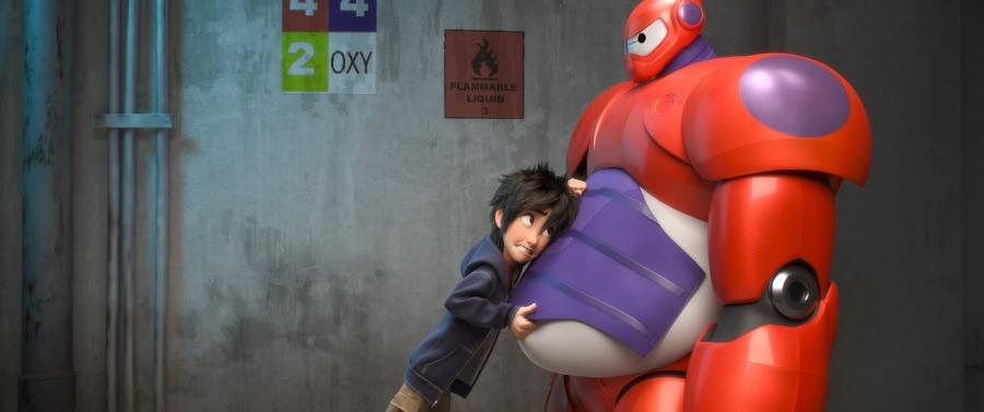 Watch a Great Two-Minute Clip from Disney's 'Big Hero 6'