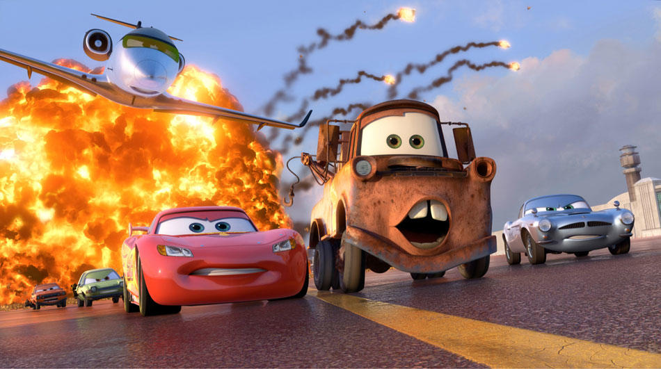 Disney Confirms 'Incredibles 2,' 'Cars 3' and Makes 'Star