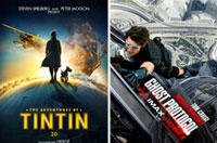 Tintin? Mission Impossible? Sherlock Holmes? What is Your