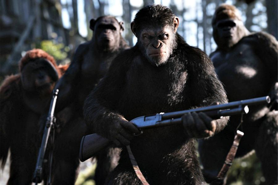 From 'The Empire Strikes Back' to 'Apocalypse Now,' Here Are the Films That Inspired 'War for the Planet of the Apes'