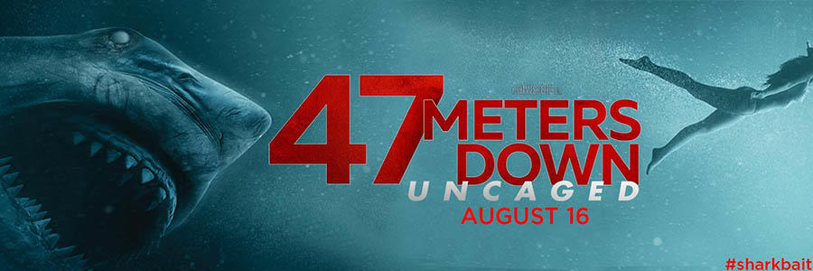 Watch Exclusive '47 Meters Down: Uncaged' Clip: Trapped