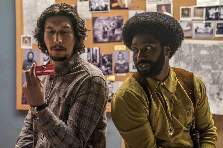 Today in Movie Culture: Thanos Reviews the Best Picture Nominees, the True Stories of 'BlacKkKlansman' and 'Bohemian Rhapsody' and More