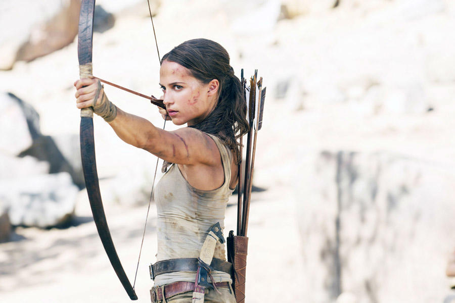 The Week in Movie News: 'Tomb Raider 2' in the Works, First 'Bad Boys for Life' Trailer and More