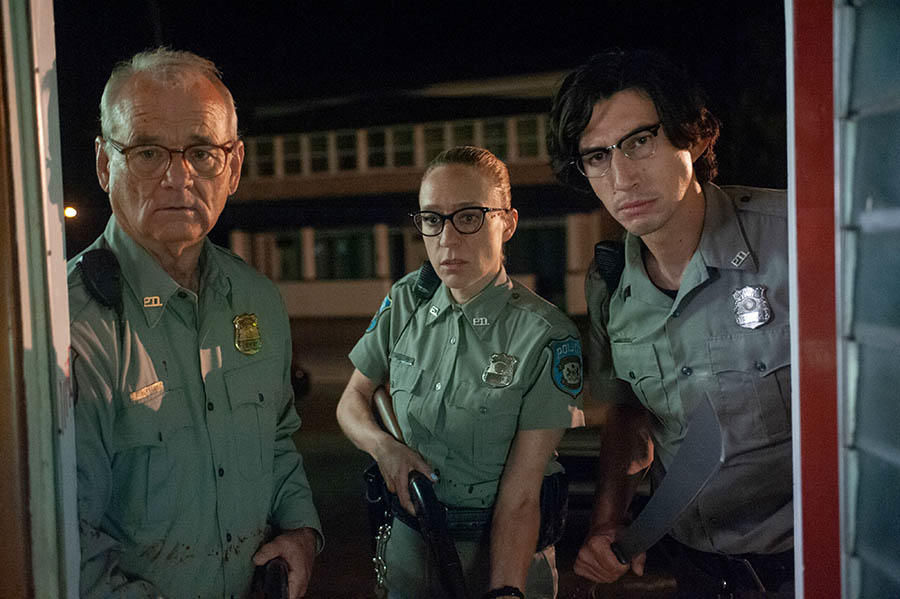 Exclusive 'The Dead Don't Die' Clip: I'm Thinking Zombies -- What?!