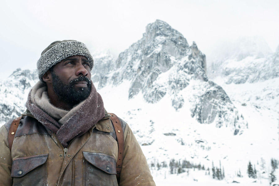 Watch Idris Elba in 'The Mountain Between Us' Featurette