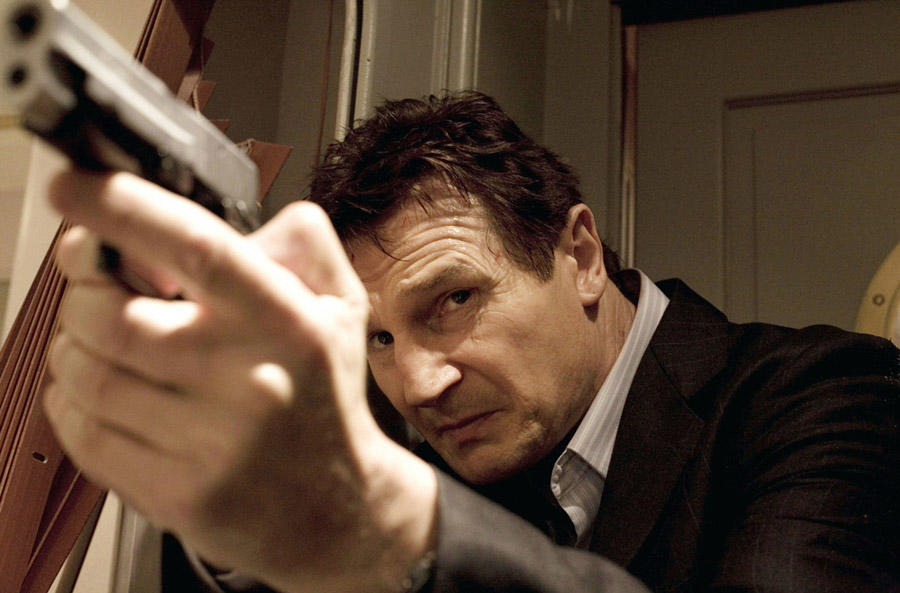 Liam Neeson to Retire From Action Movies