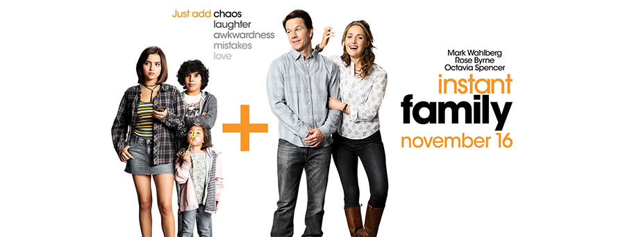 Mark Wahlberg Says 'Instant Family' Tickets Now on Sale