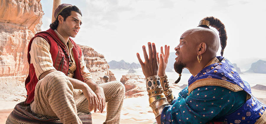The Week in Movie News: 'Aladdin' Sequel in the Works, First 'Little Women' Trailer and More